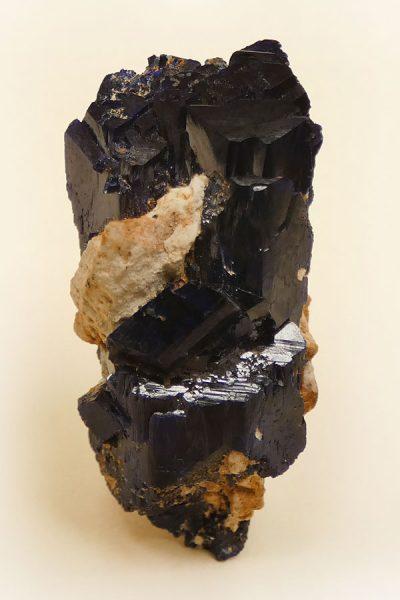 Cristal de Azurit