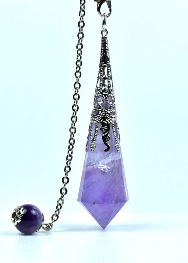 Pendul Cristal de Ametist