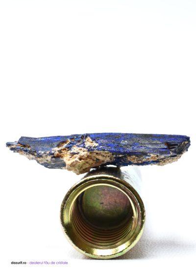 Cristal de Azurit cu Malachit 32