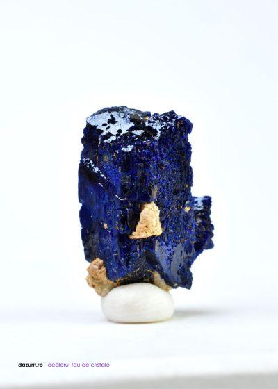 Cristal Azurit Dublu Terminat