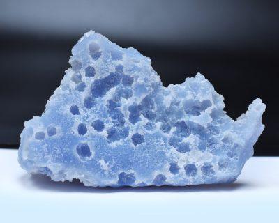 Specimen agat albastru dantelat, Blue Lace Agate, de vânzare în magazinul Dazurit.